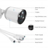 уличная WI-FI IP камера HD 1080 2мп