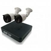 Комплект 2 камеры и регистратор